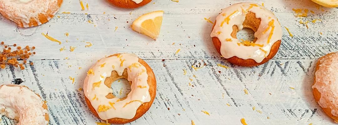 Donuts de Limon