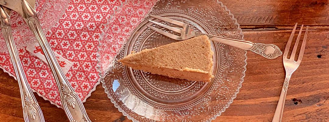 Tarta de Mango Platano