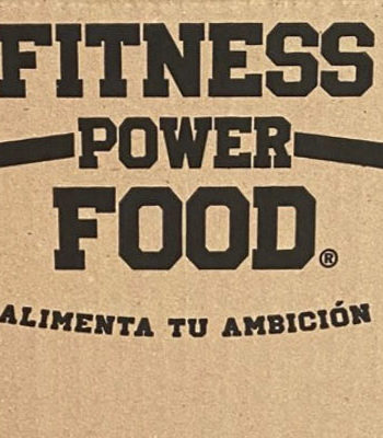 Portada Fitness power food