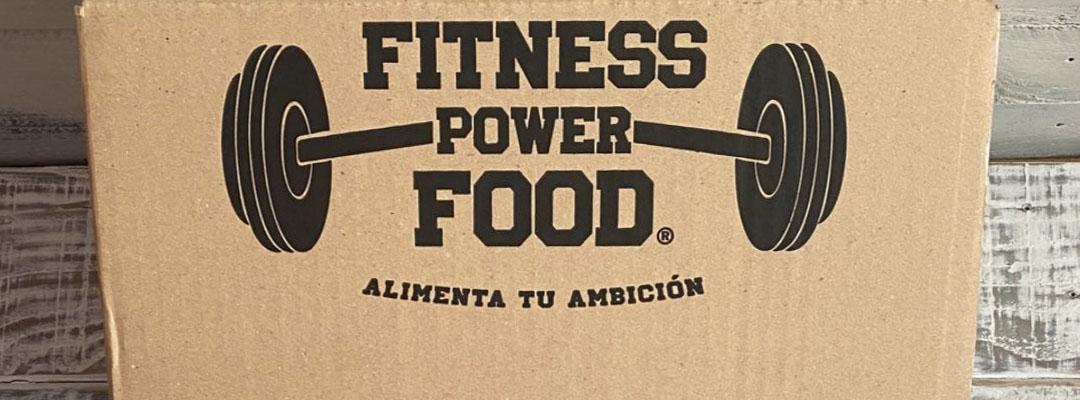 Portada Fitness power food