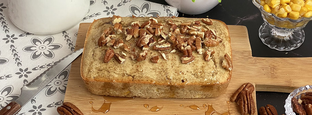 Portada Pan de maiz
