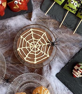 Portada Frutas terroríficas de Halloween