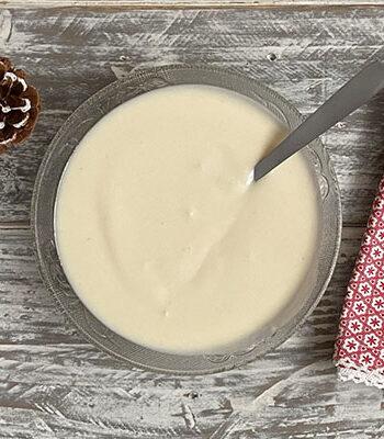 Portada Crema de coliflor, anacardo y queso