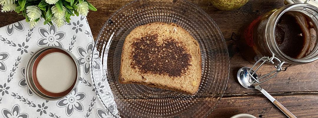 Portada French toast rellena