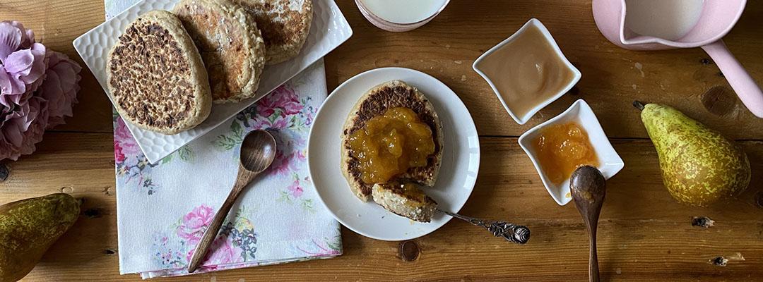 Portada Cheesecake a la sarten