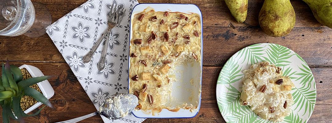 Portada Pastel de cebolla y queso