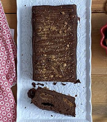 Portada Brownie con galletas