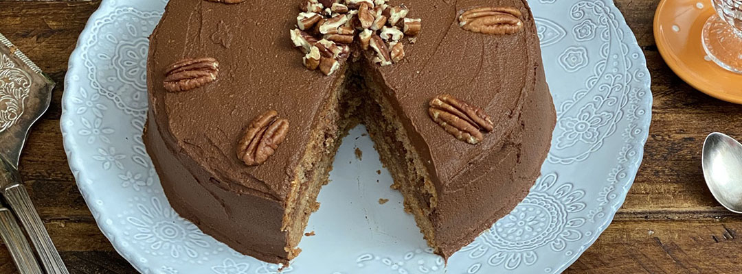 Portada Carrot Nutella Cake