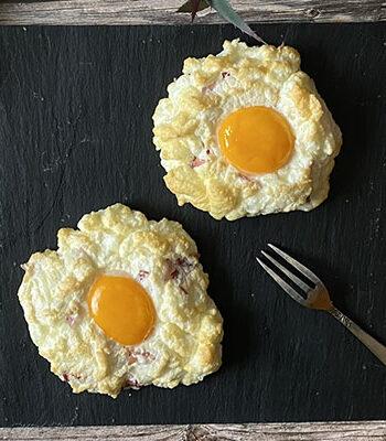 Portada Huevos nube