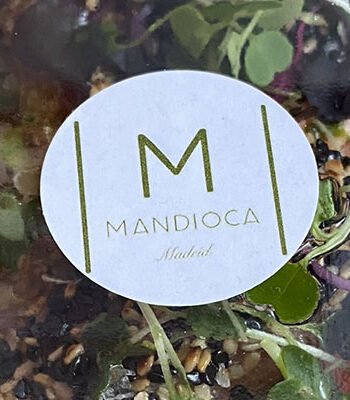 Portada Restaurante Mandioca